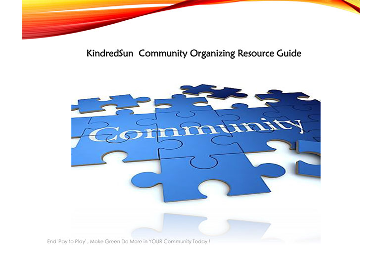 kindredSun Community Organizing Guide